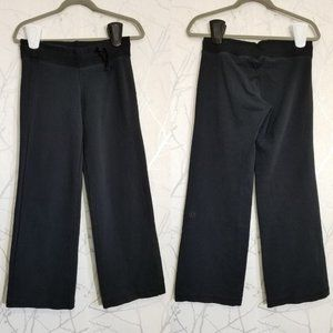 Lululemon French Terry Low Rise Straight Leg Pants